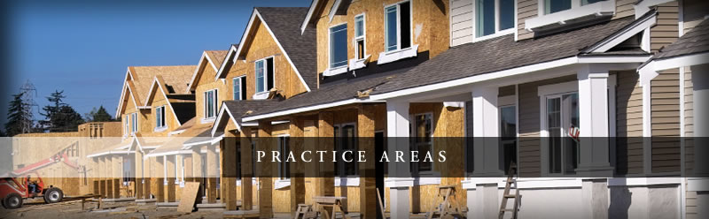 Van Rooy Law - Practice Areas